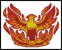 Phoenix - Cross Stitch Chart