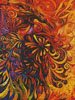 Phoenix Painting - Cross Stitch Chart