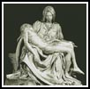 Pieta - Cross Stitch Chart