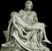 Pieta Large - Cross Stitch Chart