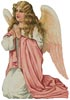 Pink Angel - Cross Stitch Chart