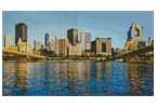 Pittsburgh Day - Cross Stitch Chart