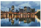Pittsburgh Night - Cross Stitch Chart
