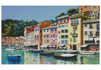 Portofino - Cross Stitch Chart