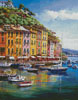 Portofino Vista - Cross Stitch Chart