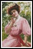 Pretty in Pink - Cross Stitch Chart