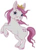 Princess Horse - Cross Stitch Chart