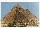 Pyramids - Cross Stitch Chart