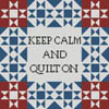 Quilt Block 1 - Cross Stitch Chart