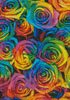 Rainbow Roses (Crop 1) - Cross Stitch Chart
