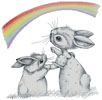 Rainbow Wishes - Cross Stitch Chart