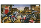 Ready to Rumble (Large) - Cross Stitch Chart