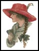 Red Hat - Cross Stitch Chart