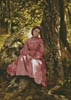 Resting in the Woods - Cross Stitch Chart