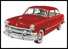 Retro Car 1 - Cross Stitch Chart