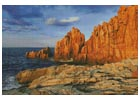 Rocky Coast - Cross Stitch Chart