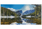 Rocky Mountain National Park (Large) - (FB Group) Cross Stitch