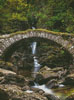 Roman Bridge, Glen Lyon - Cross Stitch Chart
