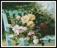 Romantic Roses - Cross Stitch Chart