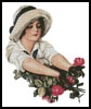 Roses - Cross Stitch Chart