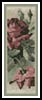 Roses Bookmark - Cross Stitch Chart