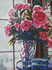 Rose Symphony - Cross Stitch Chart