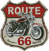 Route 66 - Cross Stitch Chart
