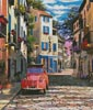 Rue Francais (Crop 1) - Cross Stitch Chart