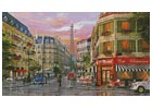 Rue Paris - Cross Stitch Chart