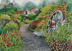 Rustic Gardens - Cross Stitch Chart