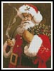 Santa - Cross Stitch Chart