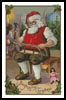 Santa 2 - Cross Stitch Chart