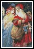 Santa and Angel - Cross Stitch Chart