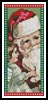 Santa Bookmark - Cross Stitch Chart