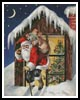 Santa Claus - Cross Stitch Chart