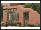 Santa Fe, New Mexico - Cross Stitch Chart