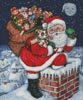 Santa's Cutest Gift - Cross Stitch Chart