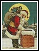 Santa with Chimney - Cross Stitch Chart