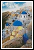 Santorini - Cross Stitch Chart