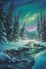 A Quiet Stroll (Crop) - Cross Stitch Chart