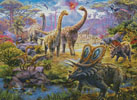 Sauropods - Cross Stitch Chart