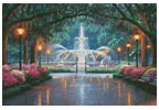 Savannah Serenade - Cross Stitch Chart