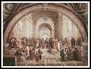 School of Athens - Cross Stitch Chart