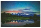 Schwabacher Nights - Cross Stitch Chart