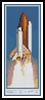 Sci-Fi Bookmark - Cross Stitch Chart