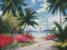 Sea Breeze Trail - Cross Stitch Chart
