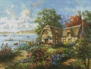 Seacove Cottage- Cross Stitch Chart