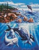 Sea Life - Cross Stitch Chart