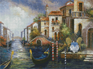 Seduced by Venice - Cross Stitch Chart