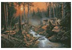 Shadow of the Forest - Cross Stitch Chart